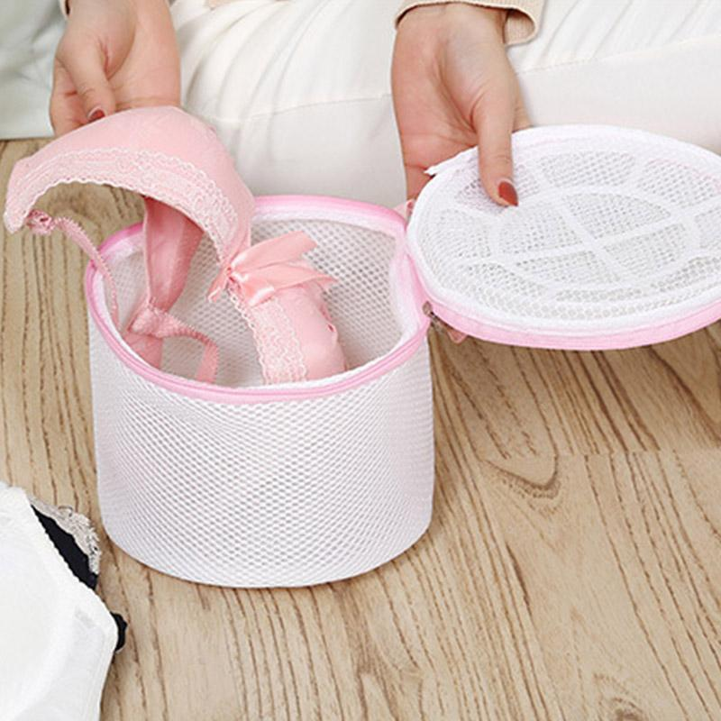 4pcs Set - Novelty Laundry Mesh Organizer Bags