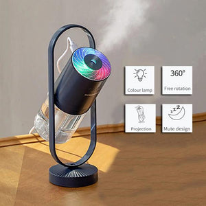 Mini Air Humidifier And Purifier