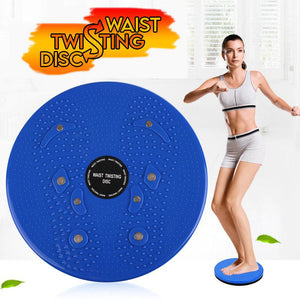 Waist Twisting Disc for Home Exercise