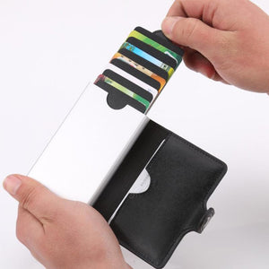 Minimalist RFID Protection Wallet