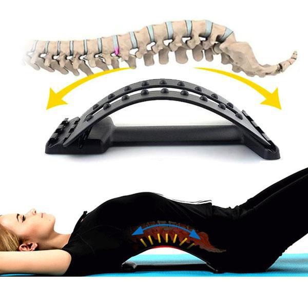 Multi-Level Spine & Back Stretcher