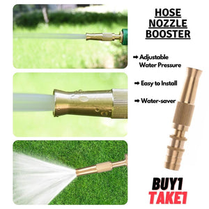 Universal Hose Nozzle Booster