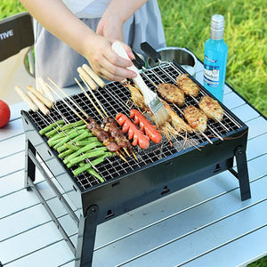 Portable Stainless BBQ Grill