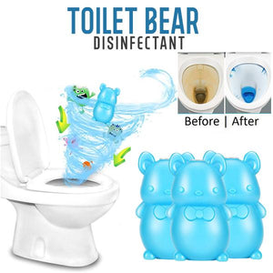 Toilet Bear - Disinfectant & Deodorizer (Set of 3)