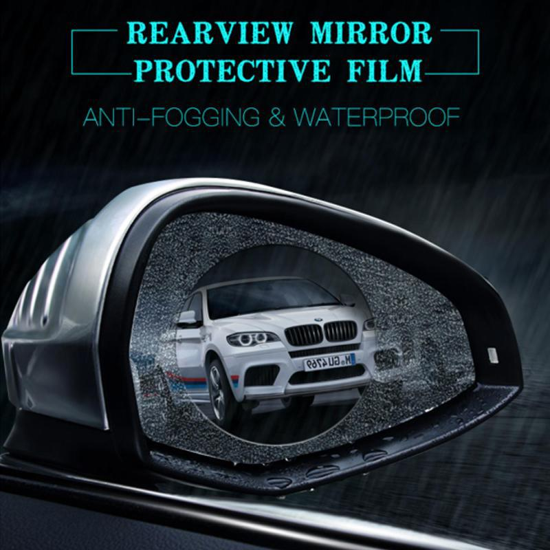 2pcs Car Safety Anti-fog Anti-rain Anti-glare Films - Novelty PH