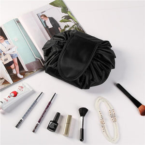 Drawstring Makeup Pouch