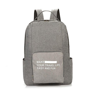 Novelty Foldable Travel Backpack - Novelty PH