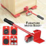 Easy Furniture Mover Buddy™ Set