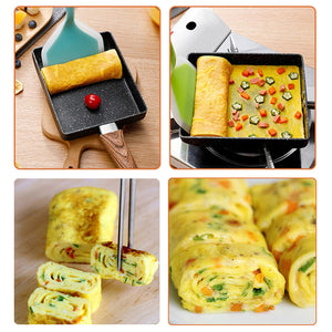 Omelet Tamagoyaki Frying Pan