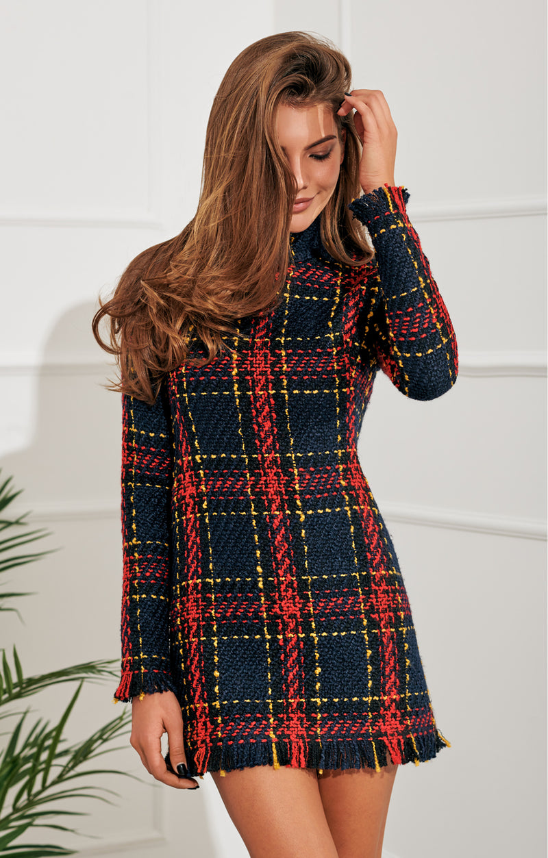 Nelly  Tweed Dress