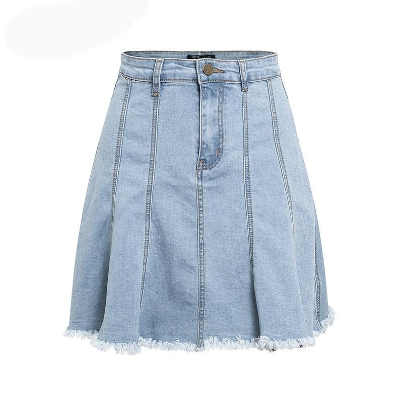 Otis  Denim  Skirt