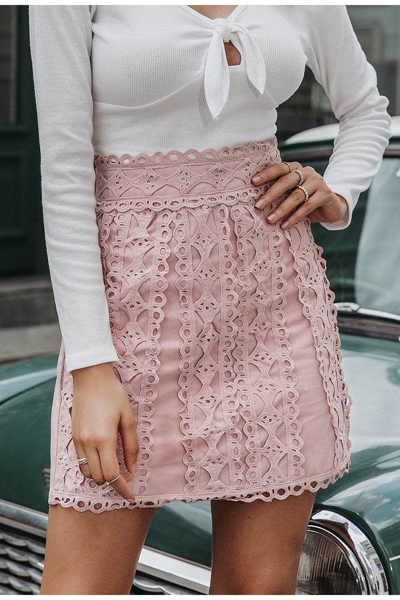 Alizee Lace Skirt