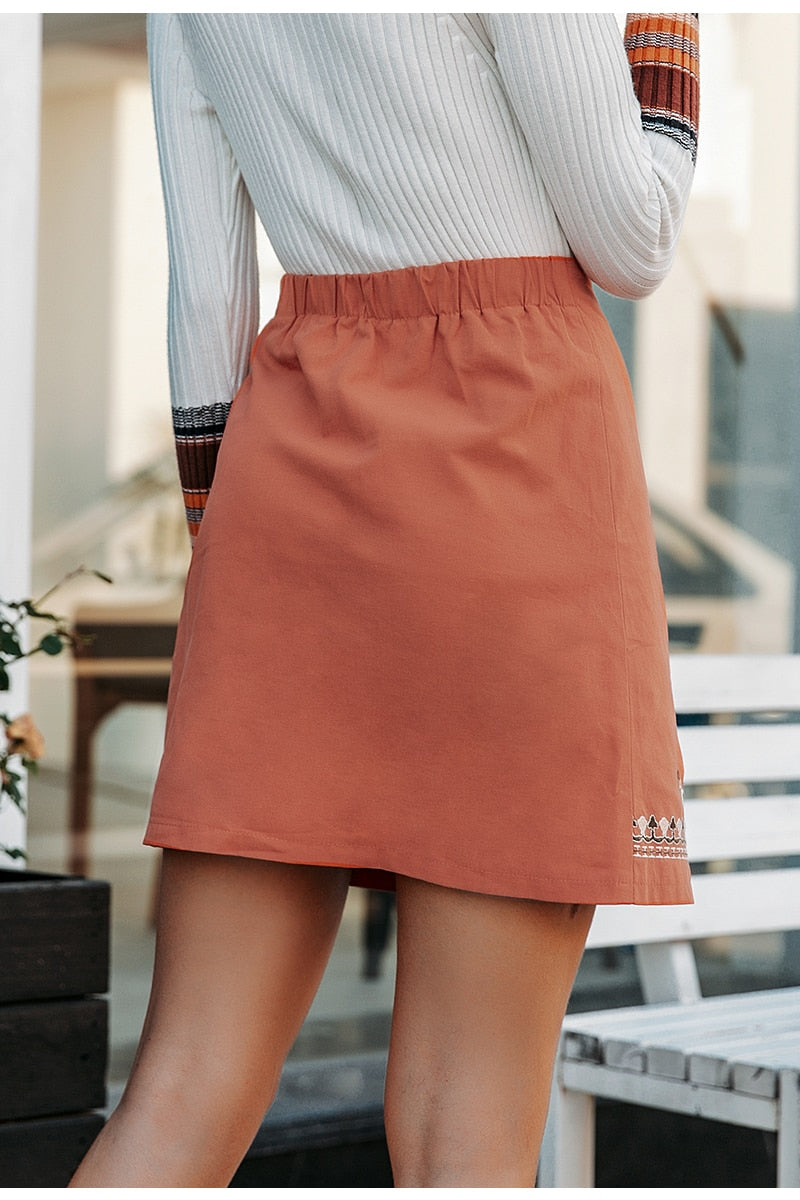 Etna Mini Skirt