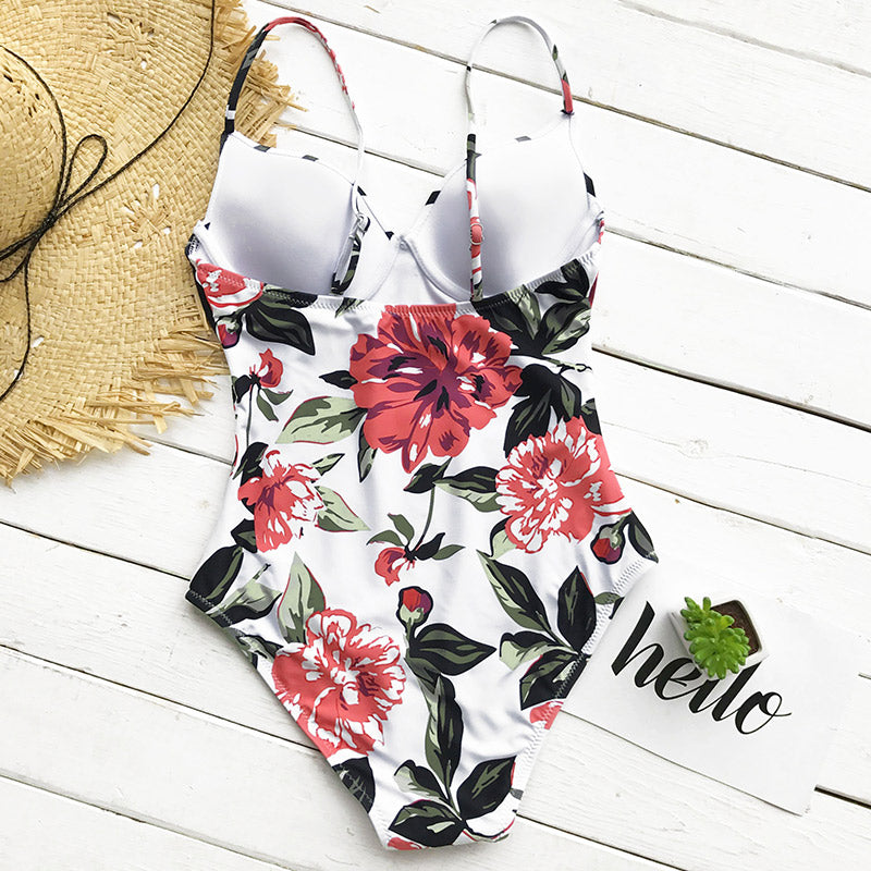 Romina Floral Swimsuit