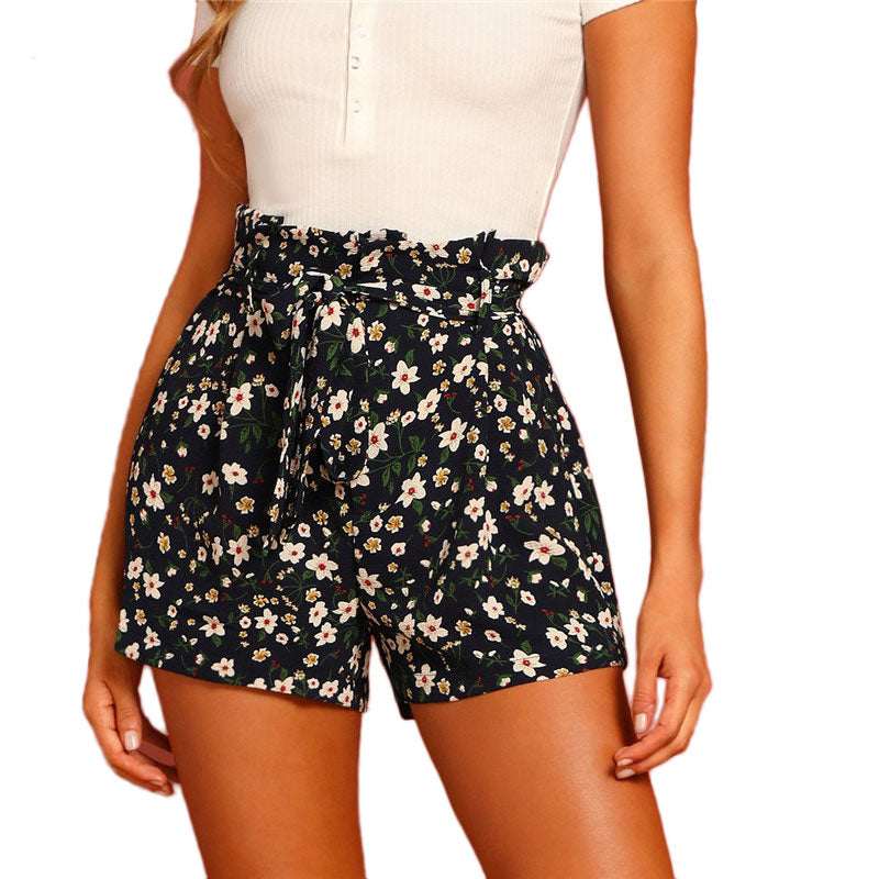 Lily Floral Shorts