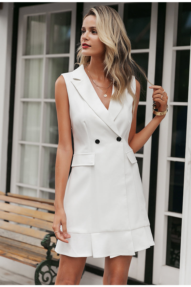 Lula Blazer Dress
