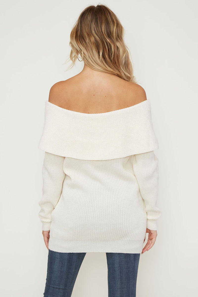 Aruna Sweater - Cream
