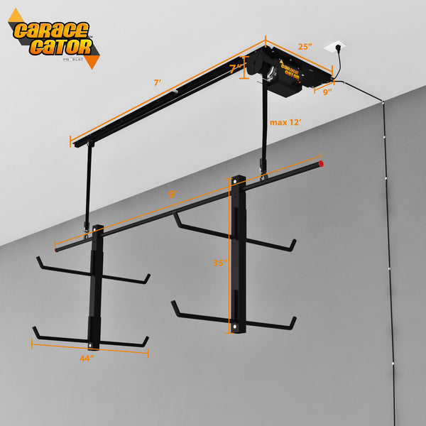 Garage Gator 4 Kayak Storage Lift – 220 lb