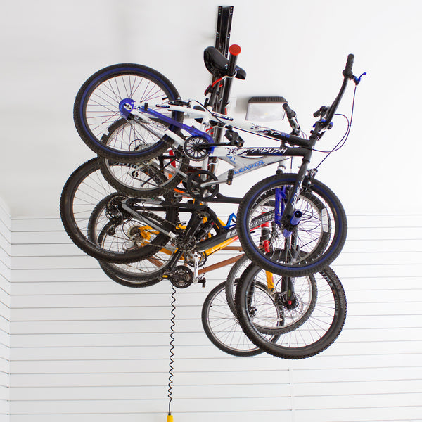 Garage Gator 8 Bike Storage Lift – 220 lb