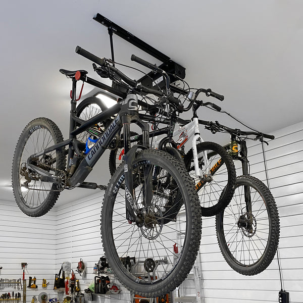 Garage Gator Compact 4 Bike Lift - 220 lb