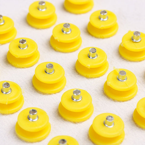 10/20pcs Teeth Nail for Ice Snow Climbing Crampons Spike Winter Outdoor Anti-slip Shoe Grippers