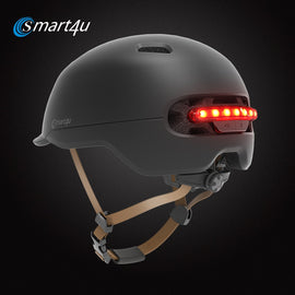 SMART4U 2 in1 Bicycle Lamp Cycling Smart Tail Light Bike Adult Helmet Bike Kid Helmet MTB Road Scooter
