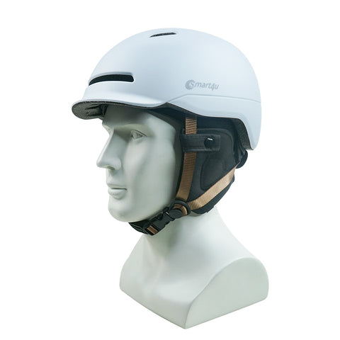 SMART4U Smart Light MTB Helmets Safely Kids/Adults Cycling Helmet Mountain Road Bicycle Helmet