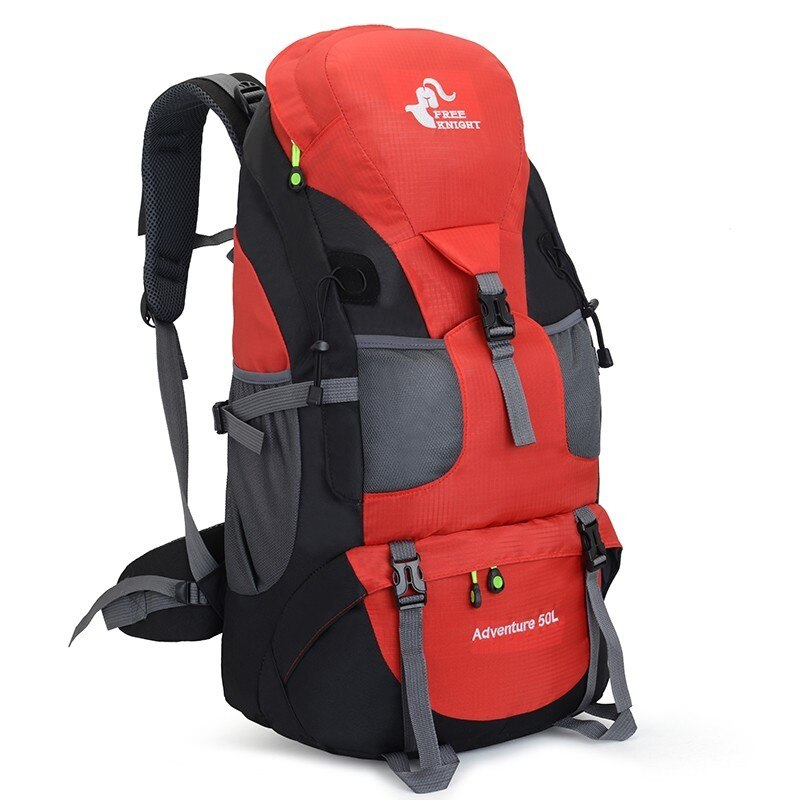 50L Waterproof  Hiking Backpacks Camping Outdoor Travel Bags Trekking Climbing Backpack Man/Woman