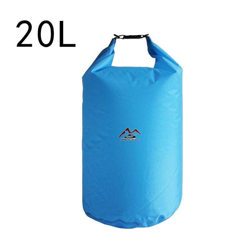 5L10L20L40L70L Waterproof Large Capacity Pouch Dry Bag Sack For Camping Drifting Swimming Rafting