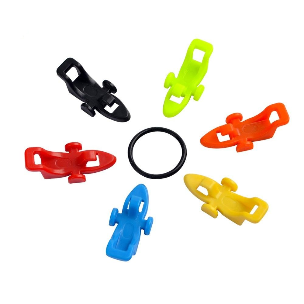 6Set/Plastic Fishing Hook Secure Keeper Holder Lure Accessories Jig Hooks Safe Keeping For Fishing Rod Tool Bait Casting