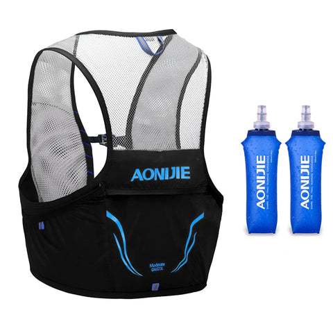 AONIJIE C932 Lightweight Backpack Running Vest Nylon Hydration Pack Bag Cycling Marathon Portable