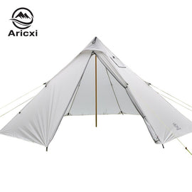 AricXi 3-4 People Oudoor Ultralight Camping Tent Professional 20D Nylon
