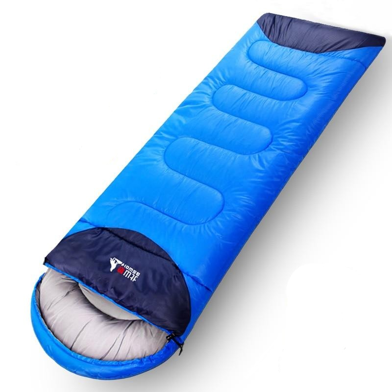 BSWOLF Camping Sleeping Bag Ultralight Waterproof  4 Season Warm Envelope Backpacking Sleeping Bag