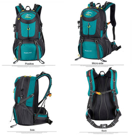 Backpacks 40L 50L 60L Camping Hiking Backpack Bag Outdoor Sports Bags Travel Men Climbing Rucksack