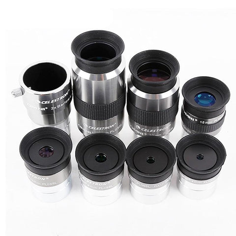 Celestron omni 4mm 6mm 9mm 12mm 15mm 32mm 40mm and 2x eyepiece and Barlow Lens Fully Multi-Coated