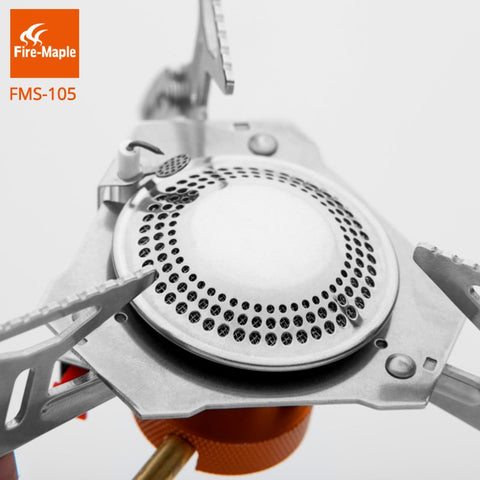 Fire Maple Gas Burners Gas Stove Outdoor Portable Compact Split Light Cooker FMS-105 2600W Camping