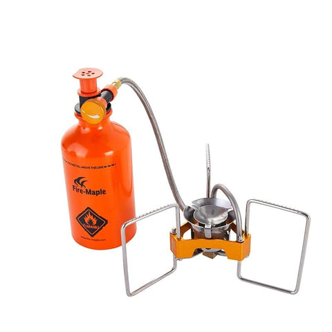 Fire Maple Gasoline Stove Camping Hiking Portable Liquid Fuel Oil Stoves With Pump FMS-F5 Fire