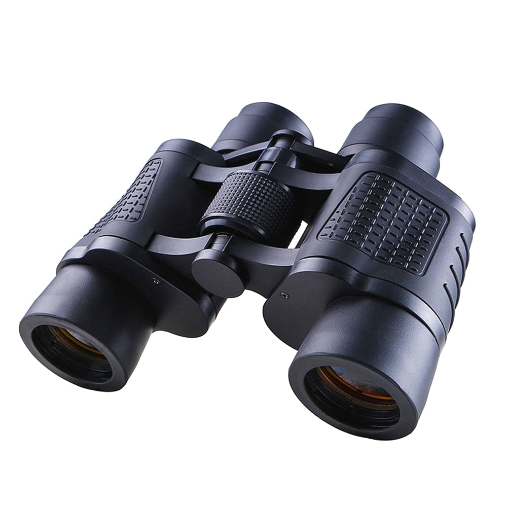 High Power HD Professional Binoculars 80x80 10000M Hunting Telescope Optical LLL Night Vision for