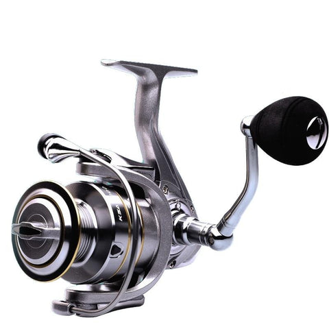 High Quality 14+1 BB Double Spool Fishing Reel 5.5:1 Gear Ratio High Speed Spinning Reel Carp