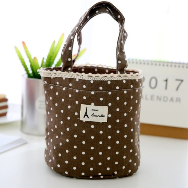 Hot Outdoor Portable Picnic Basket 4 Color Camping Traveling Lunch Bags Large Capacity Food &