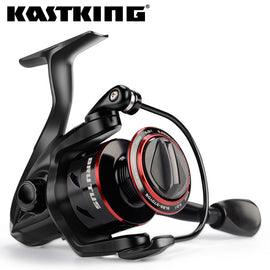KastKing Brutus Super Light Spinning Fishing Reel 8KG Max Drag 5.0:1 Gear Ratio Freshwater Carp