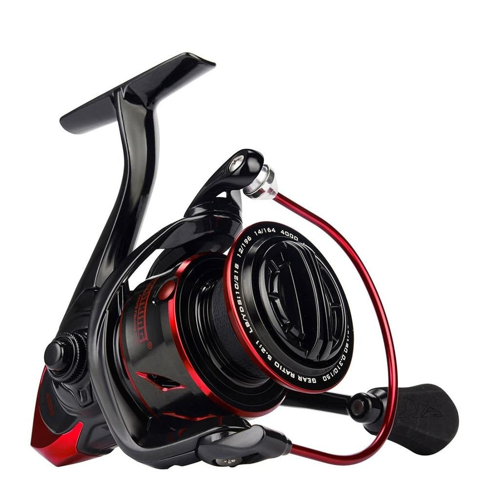 KastKing Sharky III Innovative Water Resistance Spinning Reel 18KG Max Drag Power Fishing Reel for