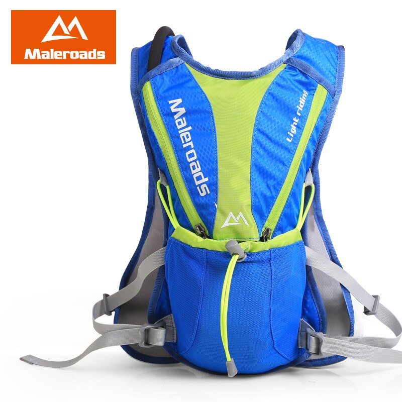 Maleroads 5L Riding Backpack Cross-country Cycle bag Lasportiva Wild Cat Ultralight HikeTravel
