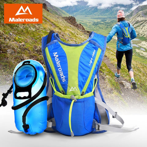MALEROADS 5L Riding Backpack Cross-country Cycle bag Lasportiva Wild Cat Ultralight