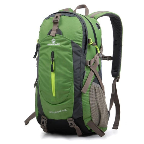 MALEROADS Women Men Backpack Daily Backpack Outdoor Travel Backpack