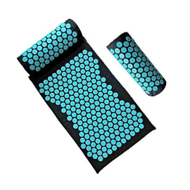 Massager Cushion Mat Yoga Mat Acupressure Relieve Back Relieve Body Pain Spike Mat Acupuncture