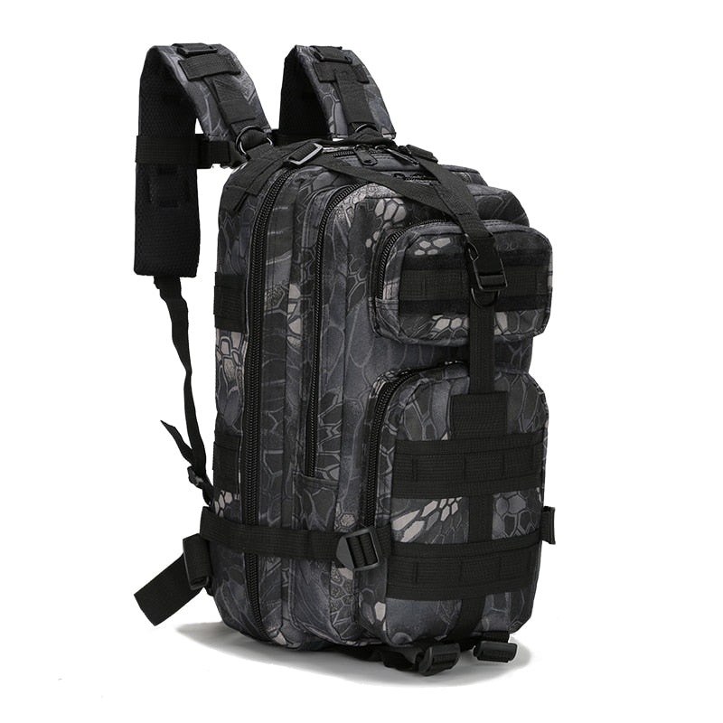 Men Military Tactical Backpack 30L Camouflage Outdoor Sport Hiking Camping Hunting Bags Women