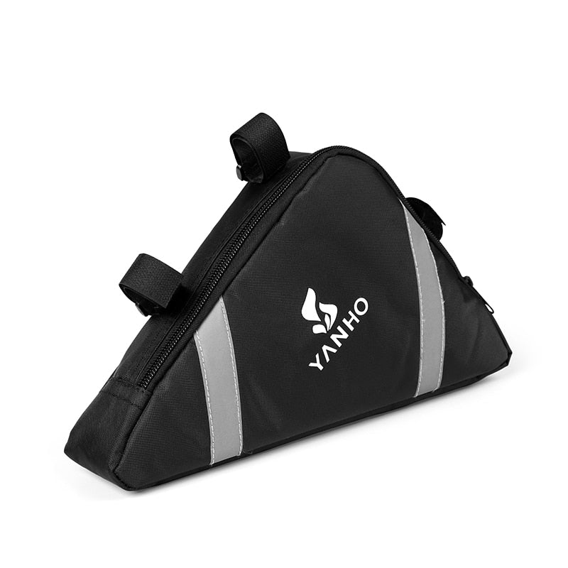 Multifuction Bicycle Bags Cycling Bike Frame Front Tube Mobile Phone Bag Saddle Bags For Mountain Bike MTB Bicycle Accessories