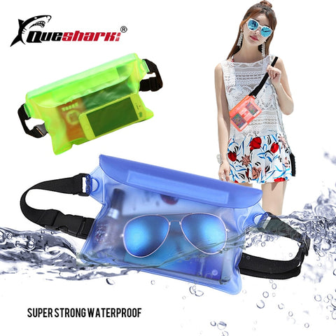 Outdoor Waterproof Swimming Bag Camping Rafting Storage Dry Bag with Adjustable Strap Universal