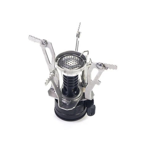 Portable folding outdoor stove cookware gas burner camping stove for hiking picnic BBQ gas stove
